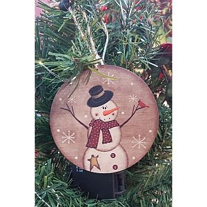 Hand Painted Round Ornaments               #RoundORN
