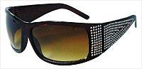 Rhinestone Bling Sunglasses   #F-7630RS