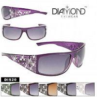Rhinestone Bling Sunglasses          #CTS-DI520
