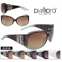Rhinestone Sunglasses             #CTS-DI530