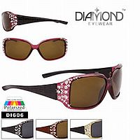 Rhinestone Bling Diamond Sunglasses          #CTSW-DI1606
