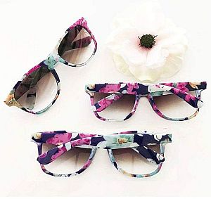 New Floral Summer Sunglasses             #FFloral