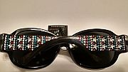 Rhinestone Star Sunglasses          #star
