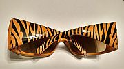 Orange Zebra Sunglasses         #Orange