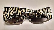 Silver Zebra Sunglasses               #SilverZebra