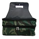 Black Camo Double Carrier     #LU-BlackCamo