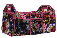 Hot Pink Lady Bug Insulated Travel Organizer