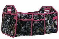Hot Pink Camo Insulated Travel Organizer