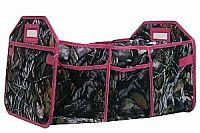 Hot Pink Camo Insulated Travel Organizer