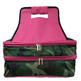 Pink Camo Double Carrier        #LU-pinkcamo