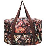 Brown Camo Crock Pot Carrier      #MW-BrownCamoCrock