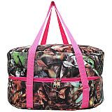 Pink Camo Crock Pot Carrier