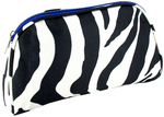 Blue Zebra Bag