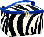 Blue Zebra Case