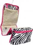Pink Hanging Zebra