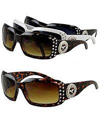 Rhinestone Bling Star Sunglasses           #YKT-SUND1898