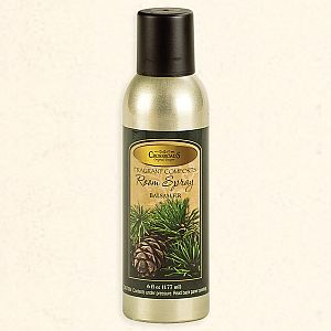 Christmas Tree Smelling Balsam Fir Room Spray     #BalsamFir