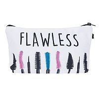 Flawless Mascara Cosmetic Bag       #CH-Flawless