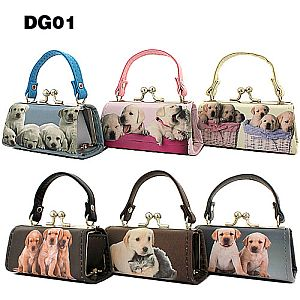 One Dozen Mini Purses Dog Design          #DG01