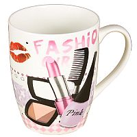 Fashion Lip Make Up Coffee Mug    #BFS-Fashionmug