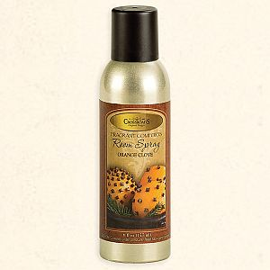 Yummy Smelling Orange Clove Room Spray      #OrangeClove