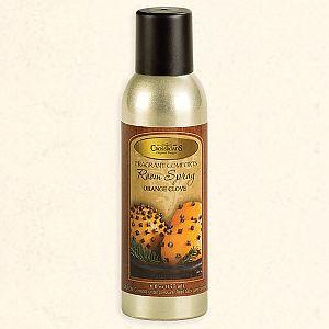 Yummy Smelling Orange Clove Room Spray      #OrangeClove