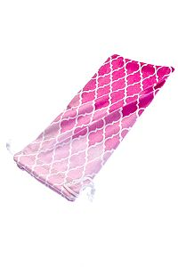 Hot Pink Ombre Fabric Sunglass Holder       O-ombrepink