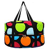 Polka Dot Crock Pot Carrier    #MW-PolkaDotCrock