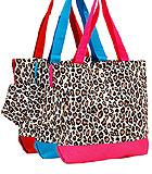 Leopard Print Bags & Coin Purse