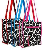 Giraffe Print Shoulder Bags
