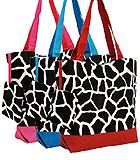 Giraffe Print Bags & Coin Purse